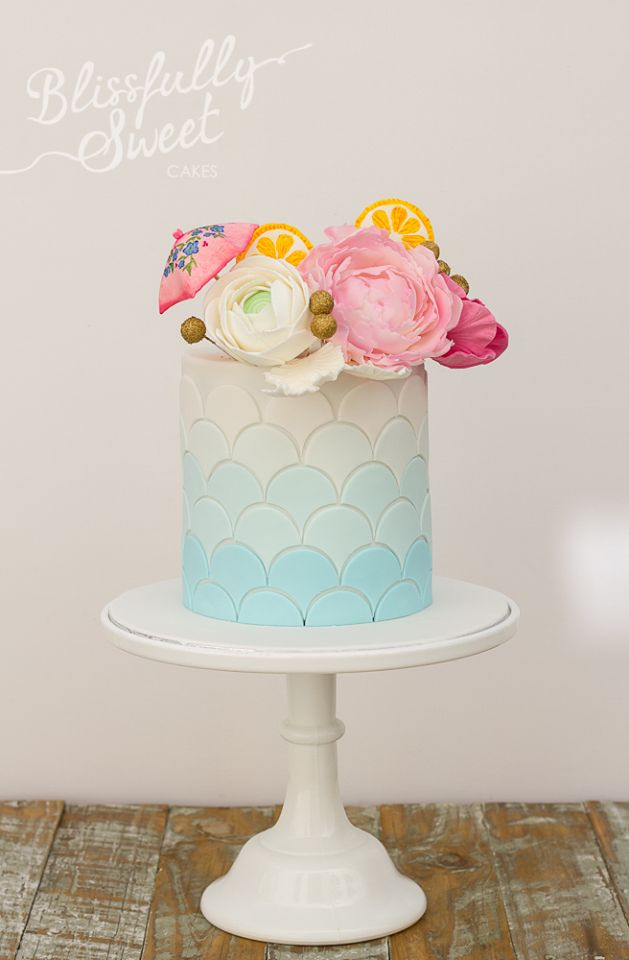 384 Best Images About Single Tier Cake On Pinterest
