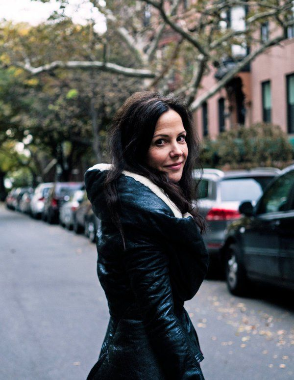 New York Times Sunday Book Review: Mary-Louise Parker's 'Dear Mr. You.'