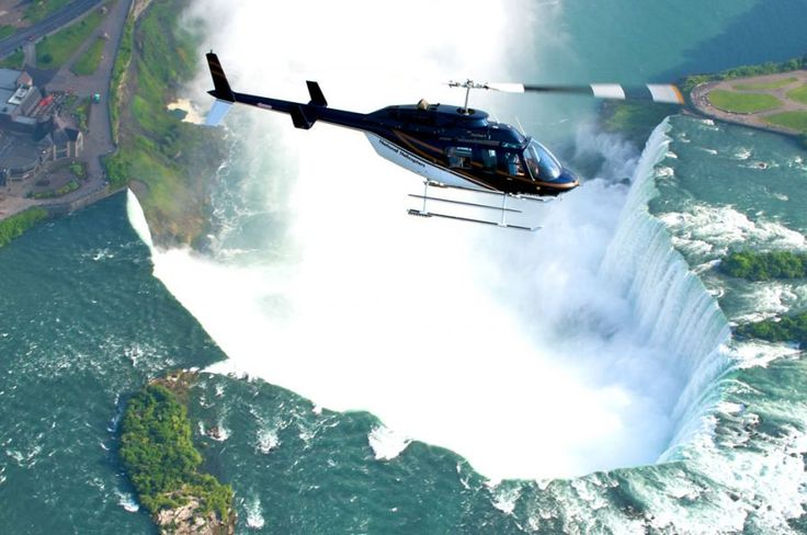 National Helicopters Niagara Falls Heli-Tours