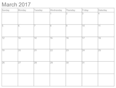 march 2017 calendar, march calendar 2017, march 2017 printable calendar, march 2017 calendar printable, march 2017 calendar with holidays