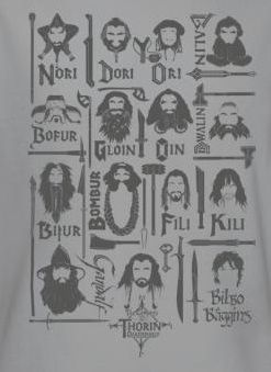 Mi Lord Of The Rings Shirt