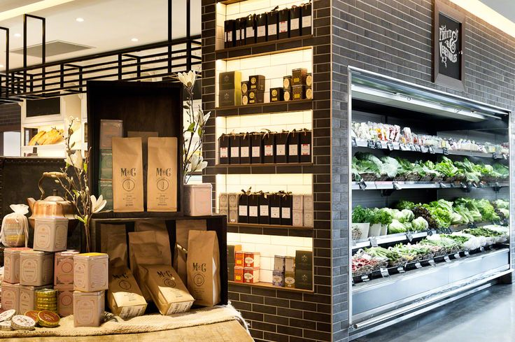 Mercato e Cucina - Mima Design - Creating Branded Retail + Hospitality Environments