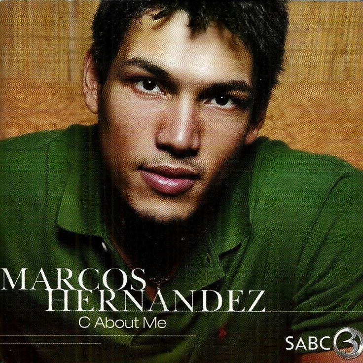 #MarcosHernandez : C About Me - South Africa Edition #CD
