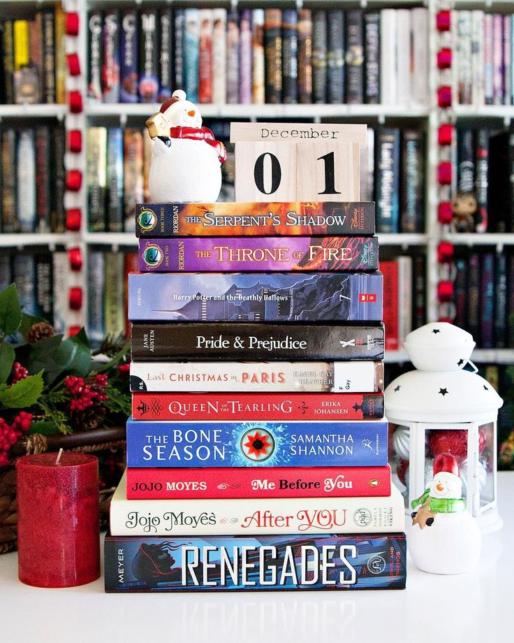 Happy First Day of December Bookworms!! And Happy Friday to you as well!  - Its a brand new month which means its time to start a brand new Monthly Book Challenges!! Are you joining us??  -  December TBR. #AlltheBooksDec A new month also means a brand new stack of books to read and Ill be scrambling this month if I actually want to finish all the books I plan to read before the year is over. Pictured above are just half of whats on my TBR this month. A few are re-reads and some ones Ive been…