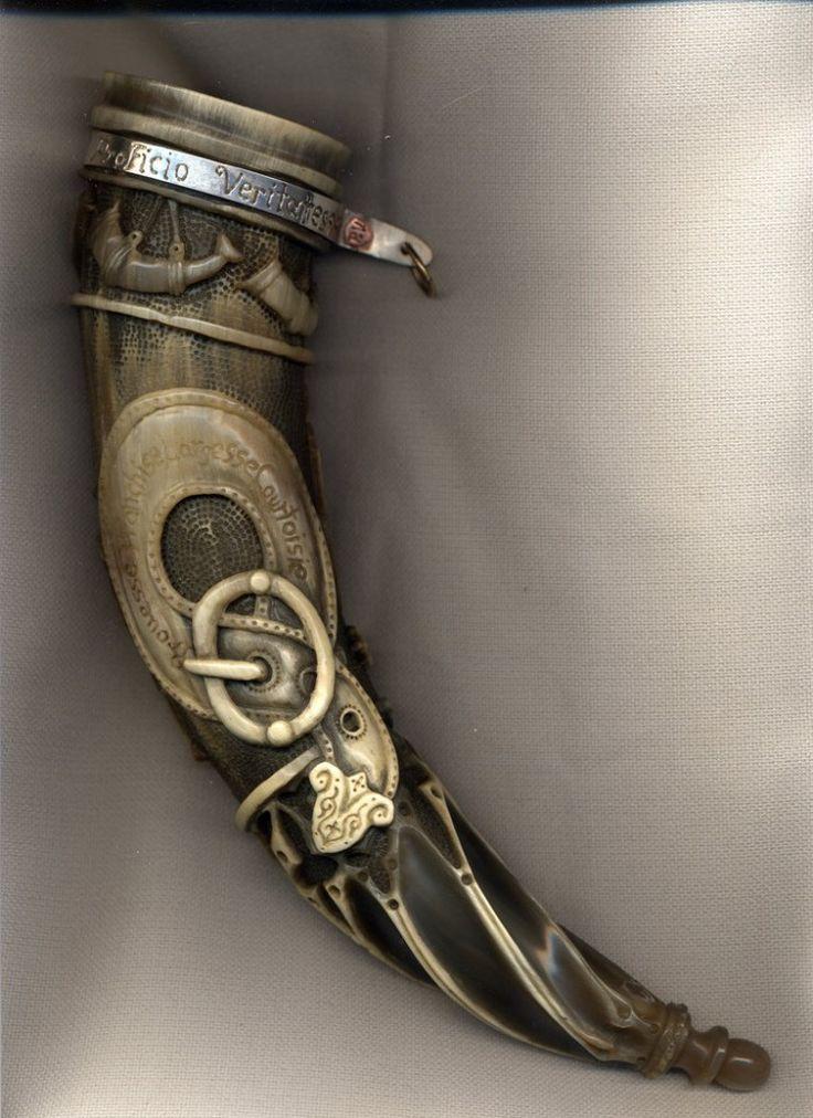 Verre mariée, mariage viking