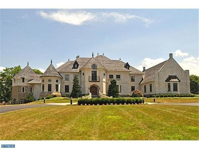 Doylestown 405 Edison Furlong Road Dramatic European