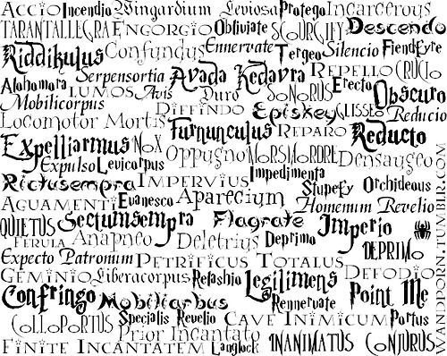 Day 26: if you could do one spell without a wand what would it be? Hmmm.... idk Stupify? or maybe wingardium leviosa.. aha