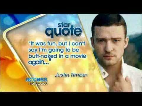 Justin Timberlake about Britney Spears and Jessica Biel - http://hagsharlotsheroines.com/?p=26136