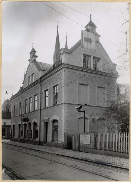Smålands nation, ca. 1900-1930, [BILD:6395]