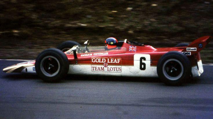 Em 1971, Emerson Fittipaldi foi ao grid do GP de Monza com um carro movido por uma turbina a gás, o Lotus 56 b. Conheça a história no FlatOut Brasil