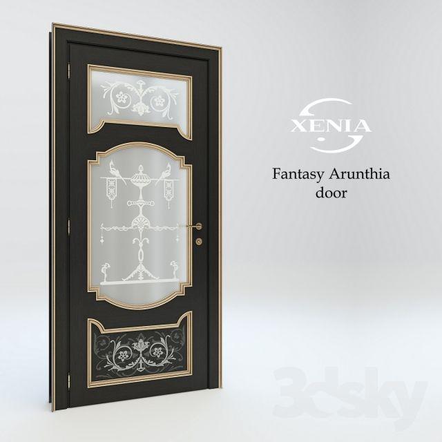 xenia luxury door