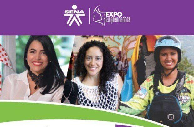 Para la inauguración de Expoemprendedoras el viernes 10 de noviembre se espera la presencia de la primera dama de la nación y de la ministra del Trabajo.