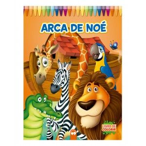 Livro Gigante - A Arca de Noé