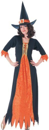 Adult Gothic Witch Costume -