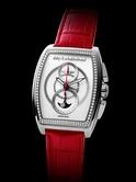 www.elblogdekrist... historia de los relojes Dubey & Schaldenbrand comenzó en el año 1946 en Suiza. La compañía fue fundada por George Dubey el profesor de relojería de prestigiosa escuela Les Chaux de Fronds que se asocio con Rene Schaldenbrand. Desde entonces la compania consigue sus numerosos premios y patentes que se refleja en alta calidad de los relojes.