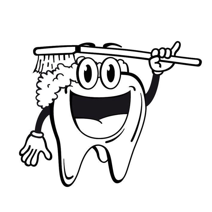 Zahn Malvorlagen Kostenlos Zum Ausdrucken 01 Ausmalbilder Zum