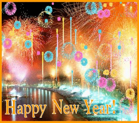 Animated Happy New Year Greetings
