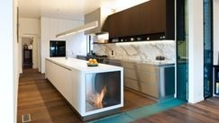 The Best Modern Fireplaces For Your Home  The Best Modern Fireplaces For Your Home | 03 June 2016 | Domain.com.au | Advice | Good Living | Christine D'Mello