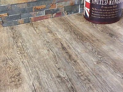 Klick - Vinyl - Vinylboden Basic Kiefer Rustic Landhausdiele Feuchtraum geeignet