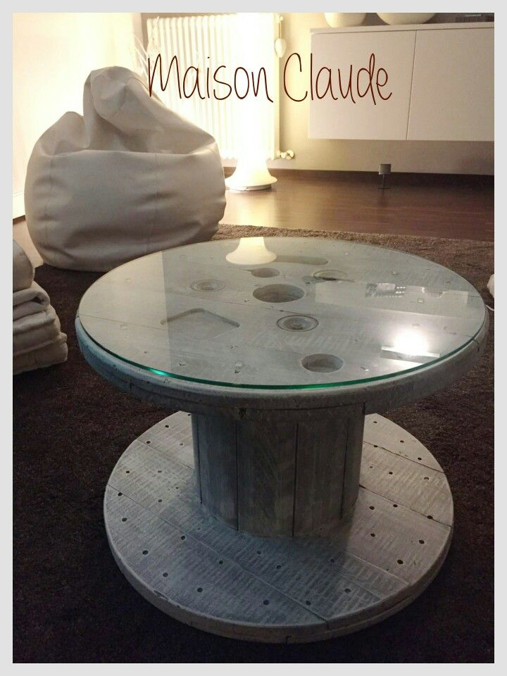 what to put on end tables in living room 17 migliori idee su bobine per cavi su 28347