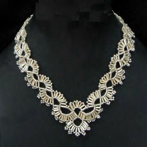 Beautytiptoday.com: Seed Beads: For purchase from imported low wage ebay offering.  No pattern on site but nice picture.