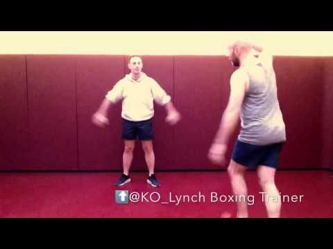 #31in31 Day 20 - Boxing Basics - Defence - YouTube