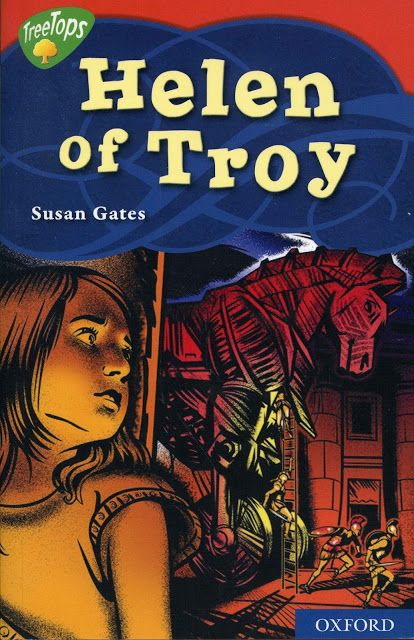 "2010 ""Helen of Troy"" published by Oxford University Press (re-telling of Helen of Troy myth)"