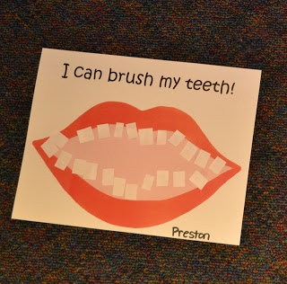 All About Teeth!!  From The Hive: dental health
