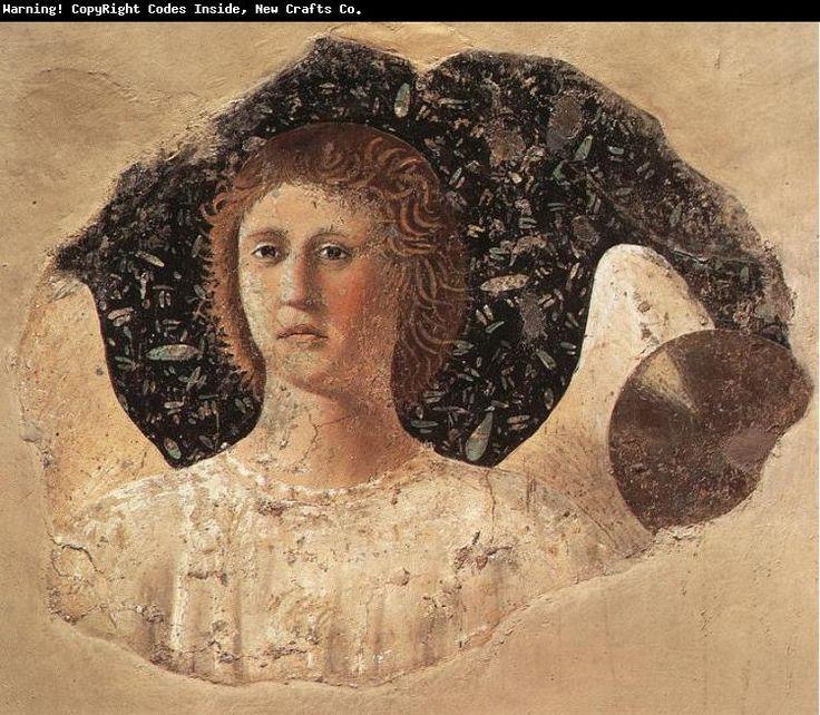 #art #piero della  Piero della francesca