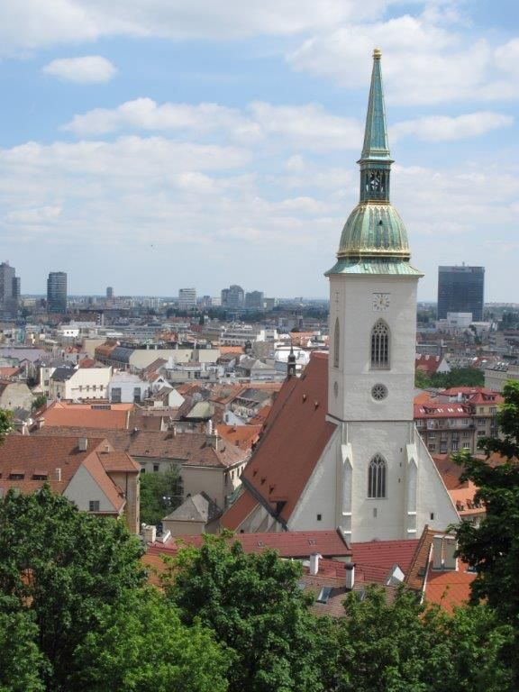Bratislava #Europe