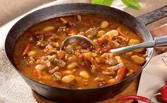 Von der Redaktion für Sie getestet: Serbische Bohnensuppe. Gelingt immer! Zutaten, Tipps und Tricks