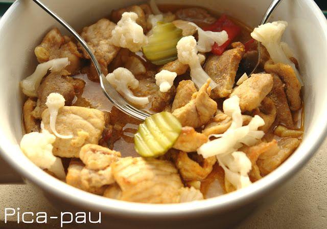 Aprenda com esta Receita de Pica Pau a preparar uma deliciosa refeição. Veja aqui como fazer...