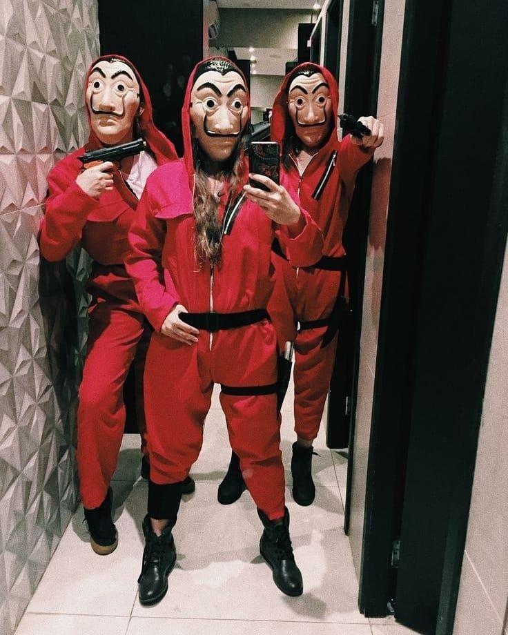 00 00 On Instagram Me Gusta Cuando Somos Asi En Plural Beliebte Halloween Kostume Halloween Kleidung Fasching Kostume Damen