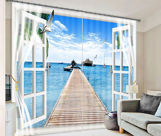 1000+ images about 3D curtains on Pinterest | Buy photos, Products ...