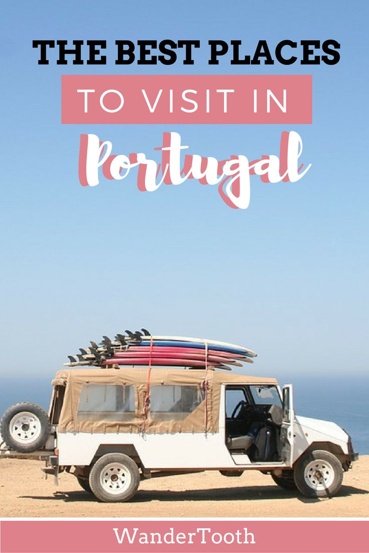 Getting ready for a trip to Portugal? Lisbon, Porto, the Algarve... there are so many things to do and see in Portugal. Here you'll find the best places to visit in Portugal. | Portugal Travel Tips