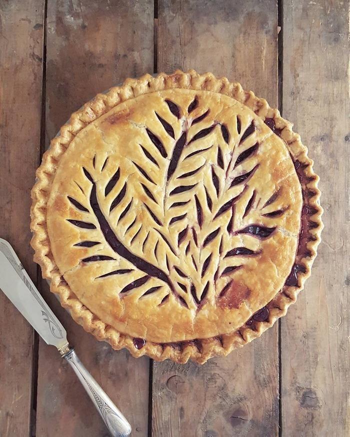этого картинки как украсить пирог кожа, густые