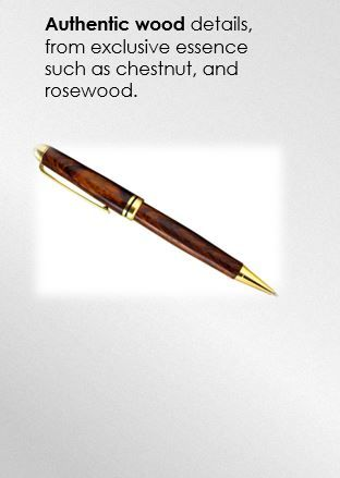 Classic MontBlanc wood pen, an inspiration for MB 0534
