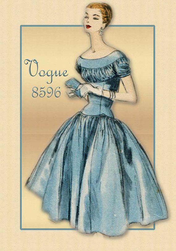 Vogue 8596