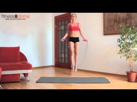Супер-сжигающая тренировка для верхней части тела - YouTube