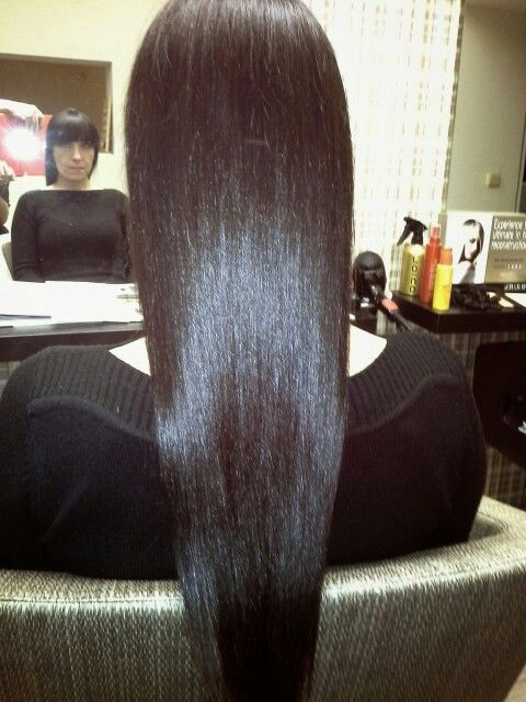Dark color by Joico