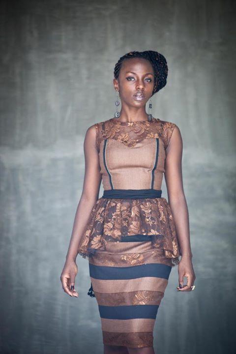 mode africaine: classe et élégance