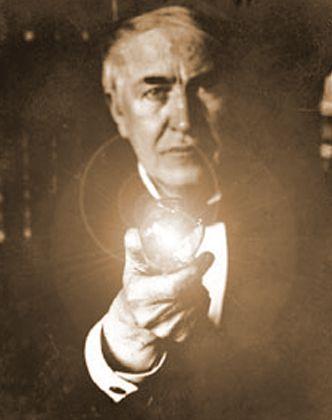 17 Best images about People: Thomas Alva Edison on Pinterest ...:Thomas Edison Lightbulb,Lighting