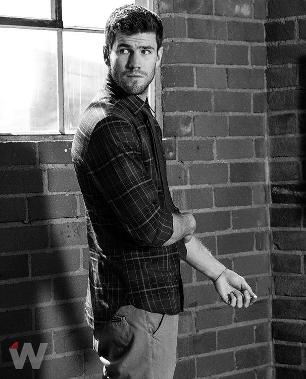 'Bridge of Spies' Star Austin Stowell Exclusive StudioWrap Portraits (Photos)