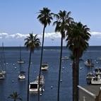 Avalon Hotel on Catalina Island