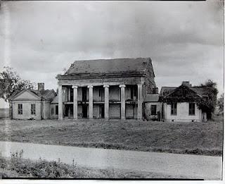 Woodlawn Plantation  Belle Chase Louisiana 1935