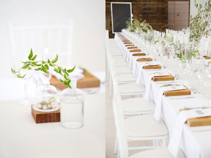 Botanical Wedding Decor