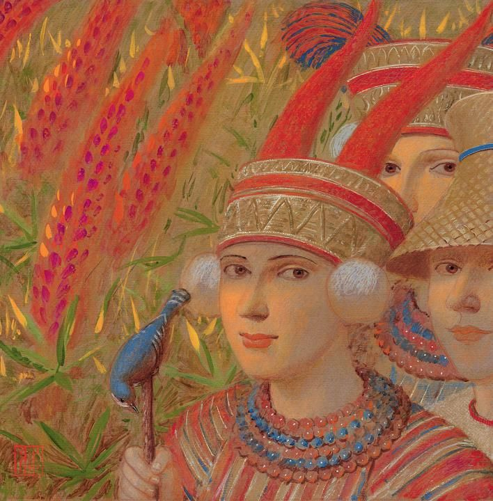 Andrey Remnev - Contemporary Artist - Moscow - June