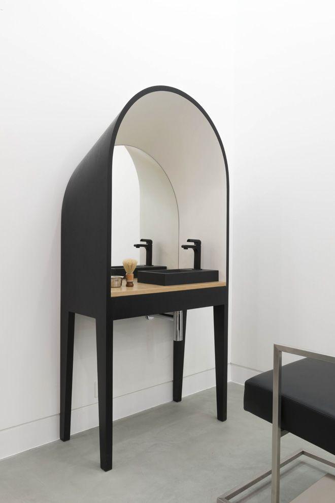 ❀ Le Coiffeur: Hair Salon in Marseille by Margaux Keller + Bertrand Guillon