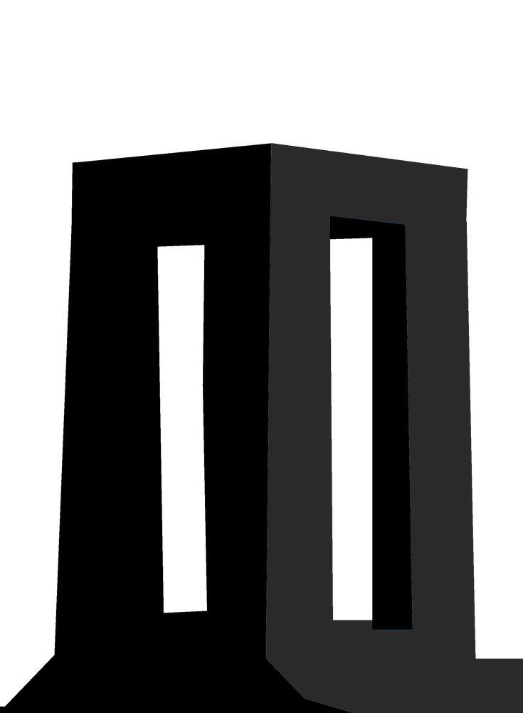 çanakkale anıtı silüet