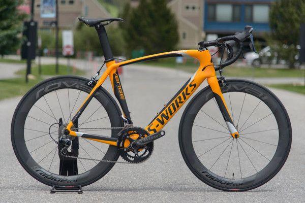 2014 Specialized S-Works Venge aero road bike